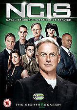 NCIS COMPLETE SERIES 8 DVD Box Set + BONUS FEATURE Season New N.C.I.S Eighth