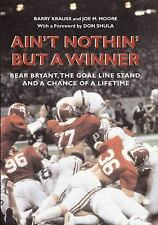 AIN'T NOTHIN' BUT A WINNER NEW PAPERBACK BOOK