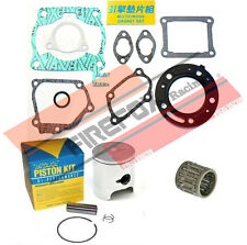 Honda CR125 1990 1991 54mm Bore Mitaka Top End Rebuild Kit Inc Piston & Gasket