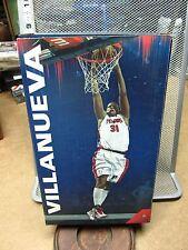 DETROIT PISTONS bobblehead Charlie Villanueva NWT toy basketball 2009 OG