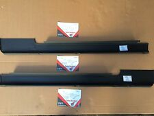 Ford Fiesta Mk1 Mk2 1 x PAIR of OUTER SILL PANELS with Step XR2 Ghia SILLS
