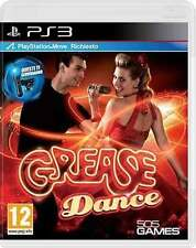 GREASE DANCE GIOCO PS3 PLAYSTATION 3  NUOVO SIGILLATO! VERSIONE ITALIANA!
