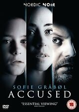 ACCUSED (Sofie Grabol)  - DVD - REGION 2 UK
