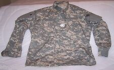 (C38) DIGITAL CAMOUFLAGE BDU COMBAT COAT  LARGE - REGULAR
