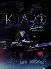 Kitaro: Live! New DVD