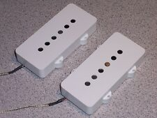 New single coil pickups for Jazzmaster style electric guitar by Pete Biltoft