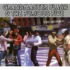 GRANDMASTER FLASH & THE FURIOUS FIVE - THE MESSAGE  CD NEU