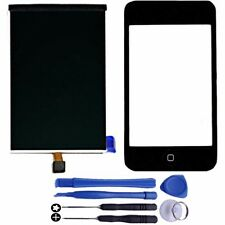 LCD Display Screen Digitizer Glass Lens Frame Button For iPod Touch 3rd 3 Gen 3G