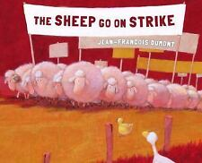 The Sheep Go on Strike-ExLibrary