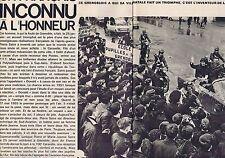 COUPURE DE PRESSE CLIPPING 1962 PIERRE SATRE inventeur de la Caravelle (12pages)