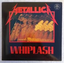 "METALLICA ""Whiplash"" US 1st Press 1983 EP Megaforce Sterling NM"