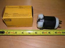 Hubbell HBL2621 30A 250V Twist Lock Plug