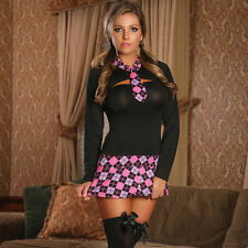 SCHOOL GIRL SEXY PLUS QUEEN SIZE LINGERIE COSTUME 20-24