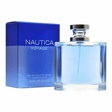 NAUTICA VOYAGE FOR MEN 3.3 3.4 OZ 100 ML EDT SPRAY NIB SEALED
