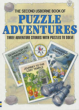 Puzzle Adventures II: three adventure stories with puzzles to solve (The second