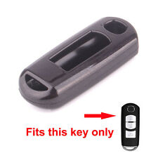 Paint Metallic Color Smart Remote Key Case Shell Cover for Mazda 2 3 6 CX-5 CX-9