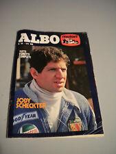 ALBO MOTORI - n° 48 lire 300 - ED. UNIVERSO - 1978 - JODY SCHECKETER