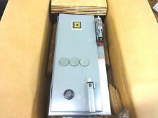 NEW IN BOX SQUARE D 8538SBA66V89FF4TX11 SIZE 0 AC COMBINATION MOTOR STARTER