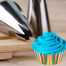 Stainless Steel Big Flower Icing Piping Tips Nozzle Cake Decorating Pastry Tool