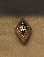 Old style Phi Gamma Delta fraternity pin - Tests 14K