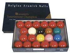 Tournament Champion Snooker Balls