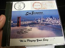San Francisco With Fond Memories CD Various Artists 12 tracks