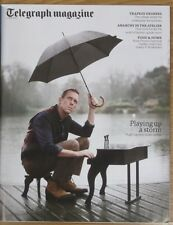 Hugh Laurie - Telegraph Magazine – 4 May 2013
