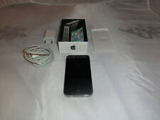 Apple iPhone 4 32gb Nero in scatola originale, Apple scambio dispositivo, senza SIM-lock, 2j. GARANZIA