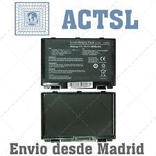 Bateria para Portatil A32-F82 A32-F52 L0690L6 L0A2016 Li-ion 10,8v 4400mAh BT11