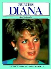 Princess Diana (Library of Famous Women)-ExLibrary