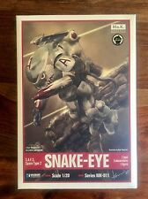 WAVE Maschinen Krieger Snake Eye SAFS type 2 MK-011 1/20 scale model kit MIB MaK