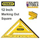 Stanley Hi Vis Dual Colour Roofing Quick Square 12 Inch STHT46011 Carpenters