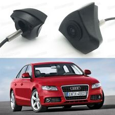 170° Degree Car Front View Camera CCD Logo Embedded Kit for Audi A4 2008-2017