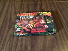 Donkey Kong Country 1 (Super Nintendo, SNES) Brand New - Factory Sealed