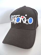 NEW PUERTO RICO 3D EMBROIDERY ADULT CAP HAT one size fit all ADJUSTABLE 6 colors