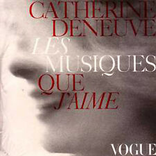 ☆ CD SINGLE Catherine DENEUVE - Benjamin BIOLAY - Alain BASHUNG - Tim HARDIN