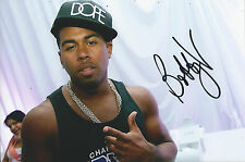 Bobby V Valentino Signed 4x6 Photo R&B Peach Moon, Special Occasion, Slow Down