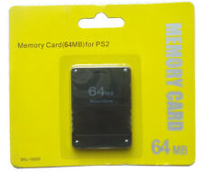 Brand New 64MB Memory Card Game Memory Card for Sony Play Station 2 PS2