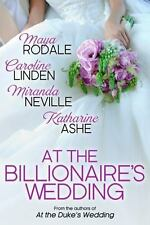 At the Billionaire's Wedding-ExLibrary