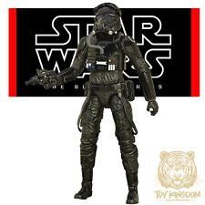 "TIE FIGHTER PILOT - Star Wars Black Series 6"" The Force Awakens W3 - IN STOCK!"