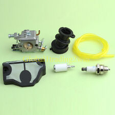 Carburetor Air Fuel Filter Intake Boot For HUSQVARNA 137 141 142 carb Chainsaw