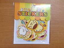NEW SANRIO friendship club not for sale stickers set Made in Japan POMPOM PURIN
