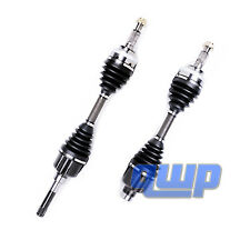 2 New Front CV Axles L+R Fits Ford Escape Mazda Tribute Mercury Mariner AT Only