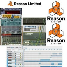 NEW Propellerhead Reason Limited (Can use to upgrade to Reason 9 full version)