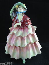 ROYAL DOULTON FIGURINE - THE HINGED PARASOL HN 1578