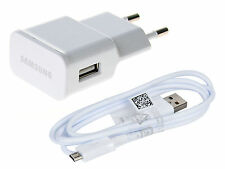 100 % original samsung 2.0 A charger universal charger with 1.5  m USB datacable