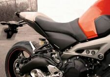 Yamaha MT09 (2013+)  Frame Infill Cover Panels (pair) : Satin Black 22133B