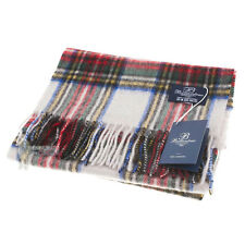 BALLANTRAE 100% LAMBSWOOL SCARF - SOFT & WARM - STEWART DRESS