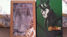 Mint BIB Hot Toys 1/6 Scale Figure Loki The Avengers MMS 176 Marvel (IN STOCK)