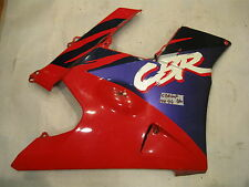Carenado lateral delantero derecho front right fairing Honda CBR 600 F 1991 1994